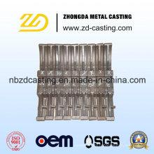 Moulage de précision de fonte de chrome d'OEM haut pour la fabrication en acier