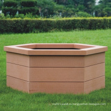 High Quanlity Wood Plastic Composite / WPC Flower Box970 * 846 * 463