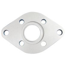 Mild Stahl Oval Flansche Pn10 Elektrische Galv