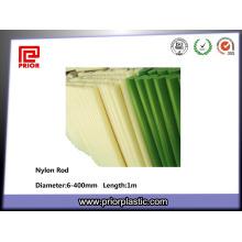 Prior Polyamide Nylon Plastic Rod
