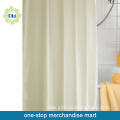 Double Shower Curtain W/12Pcs Shower Curtain