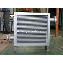 Enfriadores de aire comprimido de aluminio para compresor (AOC054)