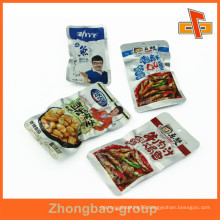 Hanging 15g Small Bag Vacuum Customized Printed Aluminum Laminated Foil Mini Pouch