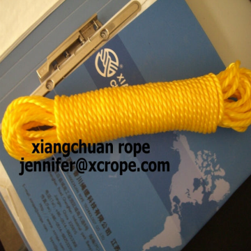 PP Danline Rope Colored 12mm Mooring Rope