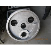 customerized sizes iron casting tractor wheel