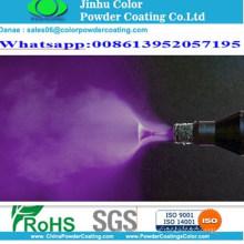 Anti corrosion electrostatic epoxy powder coating paint