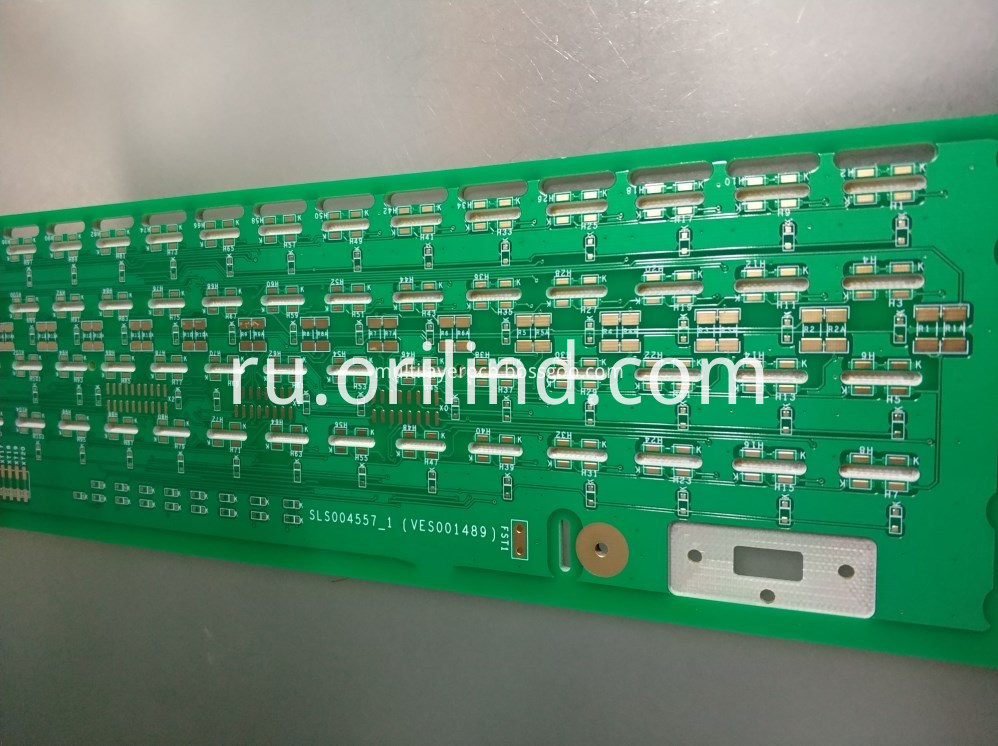 PCB Board with Depth Milling