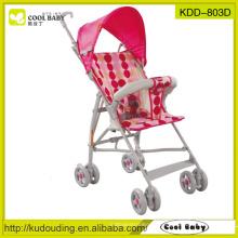 3-Punkt-Sicherheitsgurt Baby-Kinderwagen-Abdeckung, glückliche Baby-Spaziergänger Fabrik