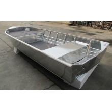 Barco de aluminio de 2.0mm aluminio grueso casco rescate