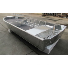 2.0mm Thick Aluminum Hull Rescue Aluminum Boat