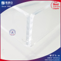 Factory Clear Square Acrylic Square Tray