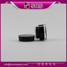 Luxuosos frascos de forma especial mini para eyeline, bom preço 5g frascos cosméticos peneira