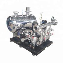 Equipo de suministro de agua a presión constante inteligente serie MBPS