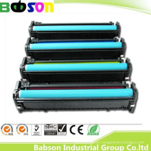 Genuine CB540A CB541A CB542A CB543A HP 125A Longlife OPC Durm Color Toner Cartridge for HP Color Cp1210/1215/1510/1515/1518
