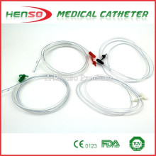 HENSO PVC Disposable Feeding Cannula