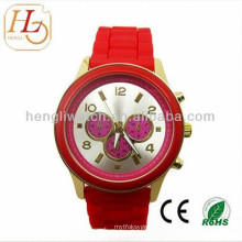 Hot Fashion Silicone Watch, Best Quality Watch 15056