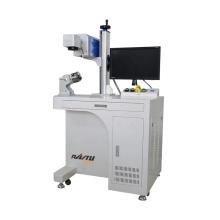 Raytu Desk Portable Type 20w 30w 50w 100w Fiber CO2 Laser Marking Machine Price