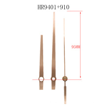 Hr9401 95mm Gold Clock Pointers with Second Hands
