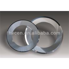 tungsten carbide circular shear blade