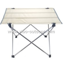 folding table and aluminium table for outdoor