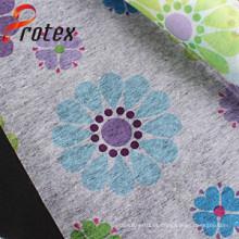 De Boa Qualidade Poliéster impresso tecidos não-tecidos