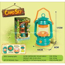 Boutique Spielhaus Plastik Spielzeug-Camping Lampe