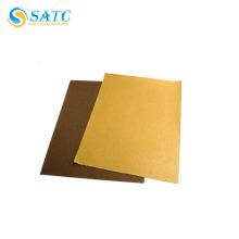 Heißer Verkauf Aluminiumoxid Delta Schleifpapier Scheibe zum Schleifen oder Polieren ohne Löcher