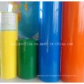Película plástica PP rígida para embalagem de vácuo