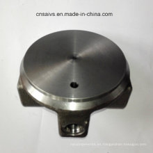 Fundición de Acero al Carbono y Mecanizado CNC para Cilindro Hidráulico