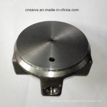 Fundição de aço carbono e usinagem CNC para cilindro hidráulico