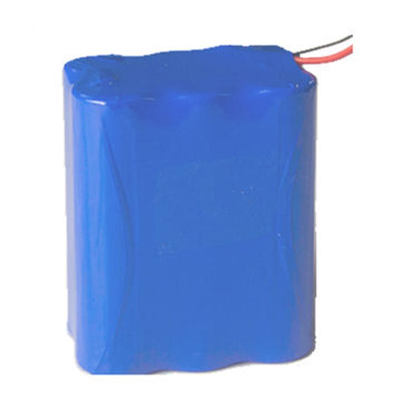 12v Cylindrical 18650 3s4p 8ah 1