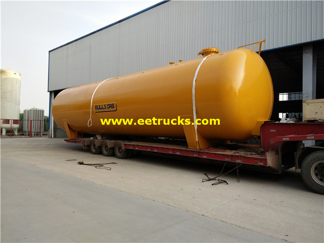 NH3 Storage Tanks