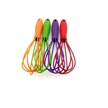 color mini silicone whisk