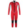 Seaskin Cartoon Kids Wet Suit with Long Sleeves