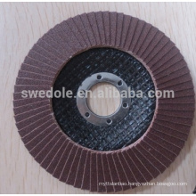 fiberglass flap disc
