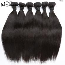 Großverkauf kein verschüttetes erstklassiges brasilianisches Jungfrau-Haar 6A