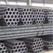 ASTM A106 usine vente directe tube en acier au carbone noir avec prix compétitif tuyaux sans soudure