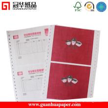 ISO непрерывная компьютерная бумага с горячей ценой