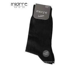 Miorre Men Wholesale Mixed Assorted Colour Combed Cotton Quality Men Meias