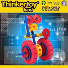 DIY Toy Building Block Puzzles Toy