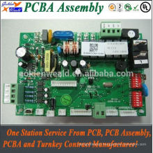 connectors pcba inverter pcb assembly with heat sink for power supply alarm pcb assembly
