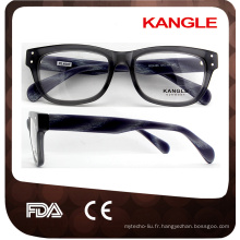 Fiable et bon rond lunettes montures de prix inférieur