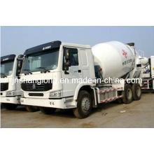HOWO 6X4 Mixer Truck/ 7m3 Concrete Mixer Truck