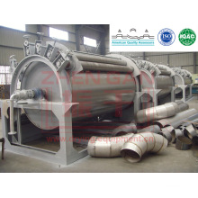 dryer drying Three Rotary Drum Dryer HZG Series drying machine