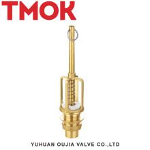 Ду40 латунь плакировкой никеля высокого качества газовый клапан