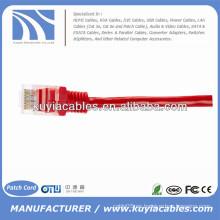 Cable de cobre Cat5e de cobre de alta calidad