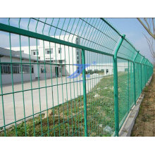 Protected Metal Frame Fence (manufacturer)