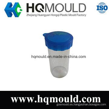 Molde de inyección de plástico para taza Herramienta de copa plástica