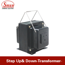 100W Tc Transformer Step up and down de 110 a 220VAC ou de 220V a 110V