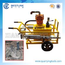 China Divisor hidráulico accionado eléctrico del hormigón y de la roca